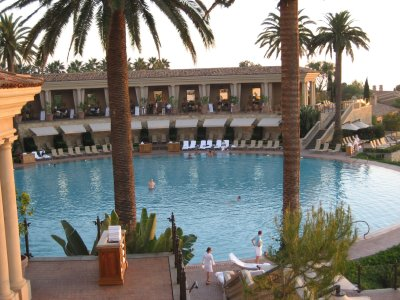The Pool at Pelican Hill