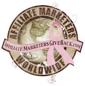 Affiliate Marketers Give Back