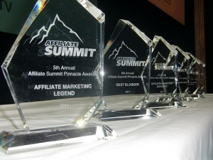 Handicapping the 2012 Affiliate Summit Pinnacle Awards