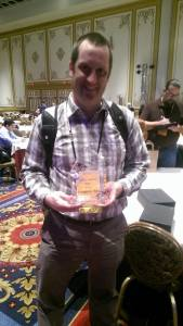 Affiliate Summit Pinnacle Award – Wow!!!