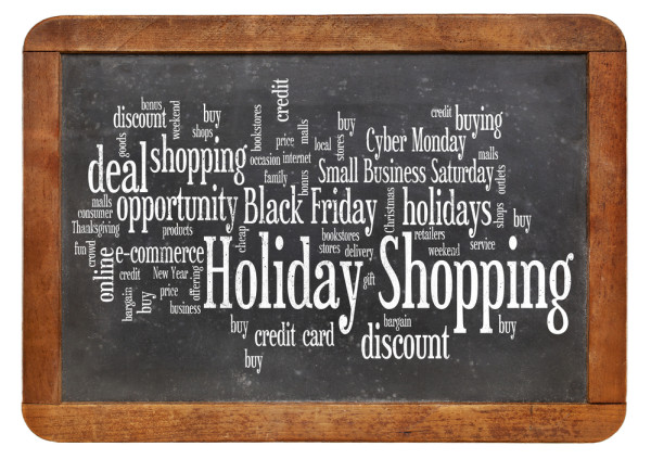 Q4 holiday shopping affiliate