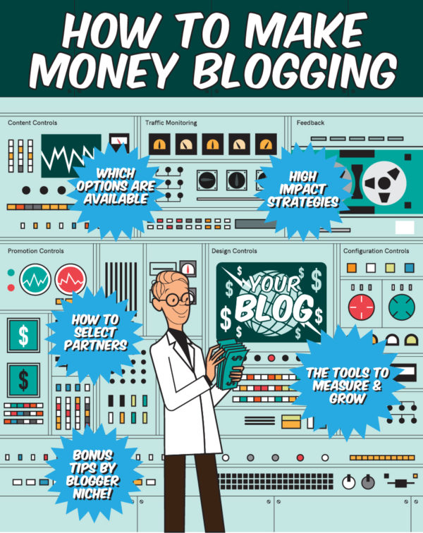How to Make Money Blogging by Adam Riemer