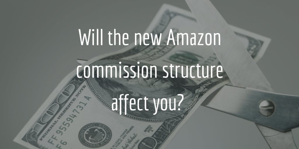 Amazon affiliate commission
